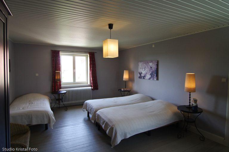 Slaapkamer Oostveldhoeve